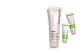 TimeWise Moisture Renewing Gel Mask and Satin Lips Set