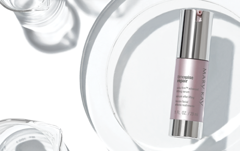 A tube of TimeWise Repair Volu-Firm Advanced Lifting Serum