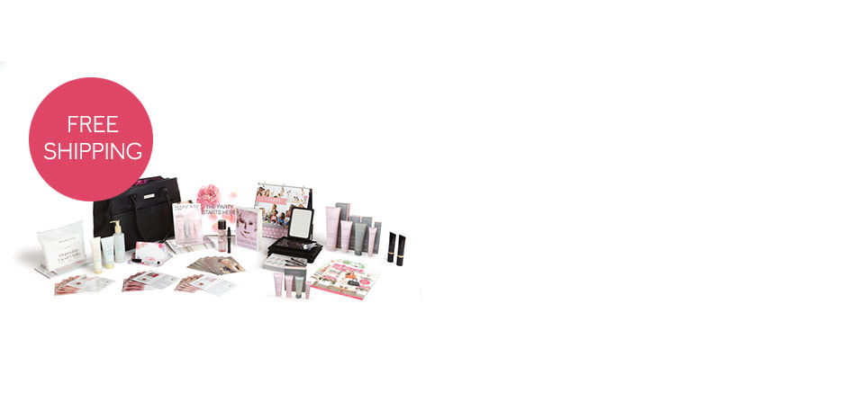 All new Independent Beauty Consultants who start a Mary Kay business from June 1 – 15 will receive FREE shipping on their Starter Kit!