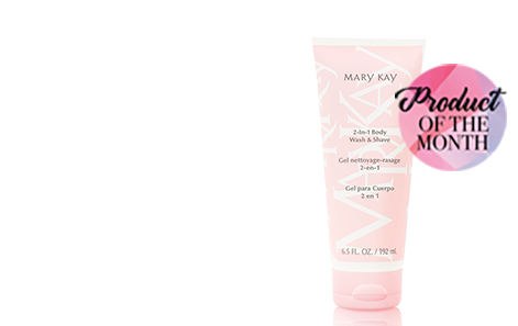 Mary Kay® 2-In-1 Body Wash & Shave