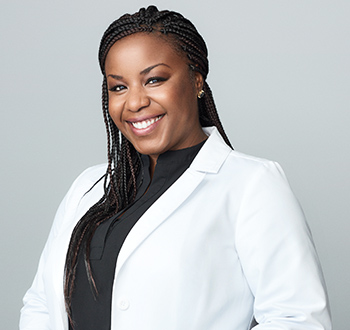 Dr. Shoná Burkes-Henderson, Senior Scientist, Clinical Research at Mary Kay.