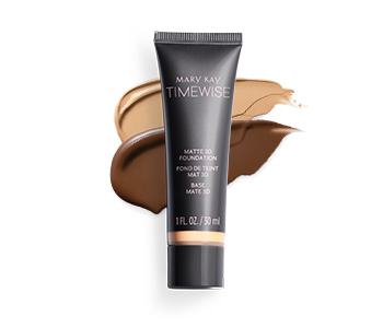 Find your perfect shade of Mary Kay TimeWise Matte-Wear Liquid Foundation here.