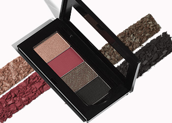 Feel Fierce quad eyeshadow palette from the Mary Kay Fall Winter Trend Confidently Hue.